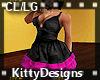 *KD CL/LG Lita dress