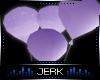 J  Purple Balloons