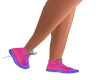 Rainbow Color Shoes