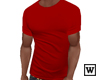 [W] Red Tee