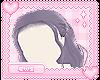 khoda hair purple!