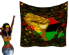 BlackPride Fist TAPESTRY