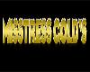 Mistress Gold's Collar
