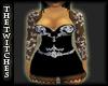 (TT) Curvy Black Eve SH