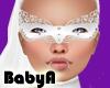 ! BA White Masquerade