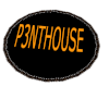 TEF P3NTHOUSE  RUG SIGN