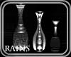 {RAINS} N.O.I.R. Vases