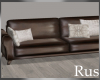 Rus Leather Couch