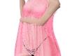 A~ Pink Lace Nighty