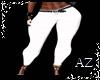 Pants White bf