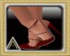 (AL)Ayla Heels Red