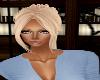 Blonde Straight Ponytail