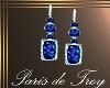 PdT Sapphire Dia Earrngs