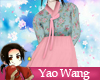 Flower Hanbok