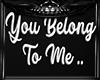 [T] Belong Sign
