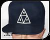 A| HUF Triangle Snapb II