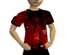 Bloody Red shirt