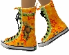 *TMNT Sneakers Mikey