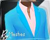 HD Suit Unbuttoned