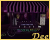 Mardi Gras Coffee Cart