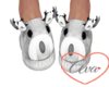 Male Slippers Grey