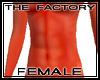 TF Red Muscular Skin