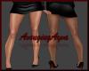 AA Vamp Heels Blk/Red