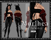[MLA] Outfits blk&red