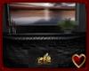 Te Moonlit Fireplace