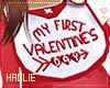 ◦☆ᵒ⋆ V-Day Bib