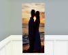 Sunset Kiss Towel/Poster