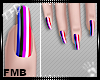 [TFD]GenderFluid Nails