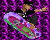 Barney Sk8board
