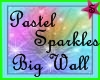 Sube PastelSparkles Wall