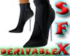black stiletto boots