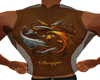 Custom Vest Drago