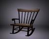 Rocking Chair Brn