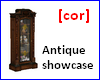 [cor] Antique showcase