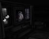 Rainy Day Dark Cabin