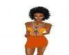 (Zg)Orange&SilverDressPF