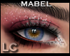 LC Mabel Smokey Pink Eye