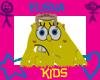 !Kids Sponge Bob Cape