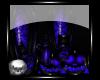 Halloween Blue Coffins