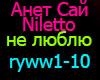 Ante Sai  Niletto