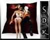 #SDK# Latex Love Pillow