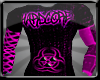 [GEL] HardKor Pink Top