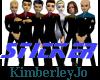 VOY Crew Sticker