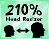 Head Scaler 210%