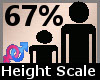 Height Scaler 67% F A
