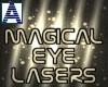 Magic Lasers (Animated)